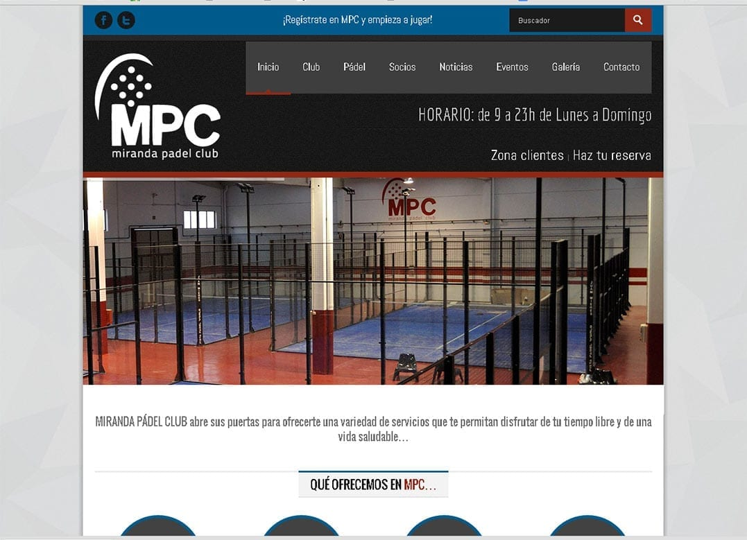 SANcotec- Miranda Padel Club